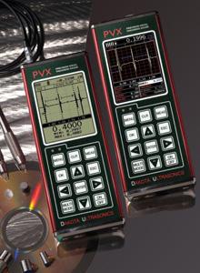 A/B扫描超声波测厚仪PVX