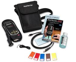 超声波涂层测厚仪PosiTector200标准配置