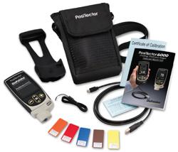 涂层测厚仪PosiTector6000F1标准配置